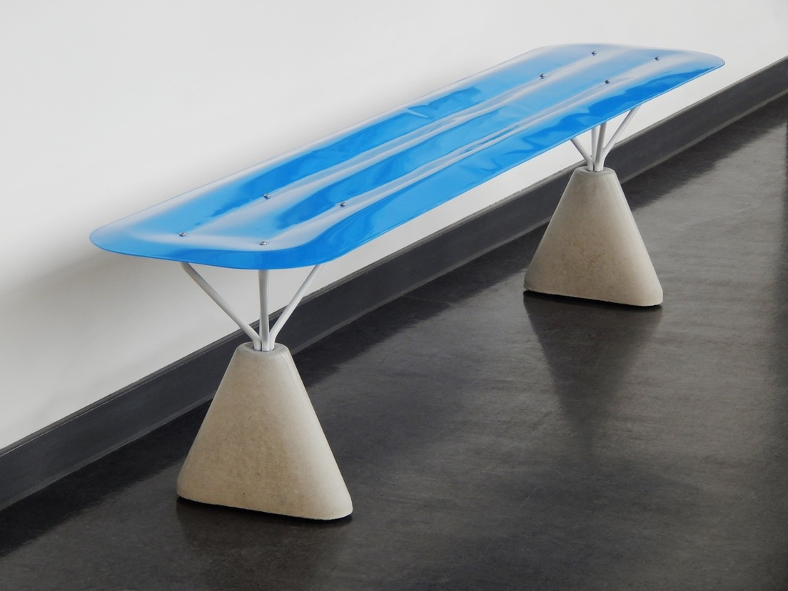 Lilo Bench by Connor Holland