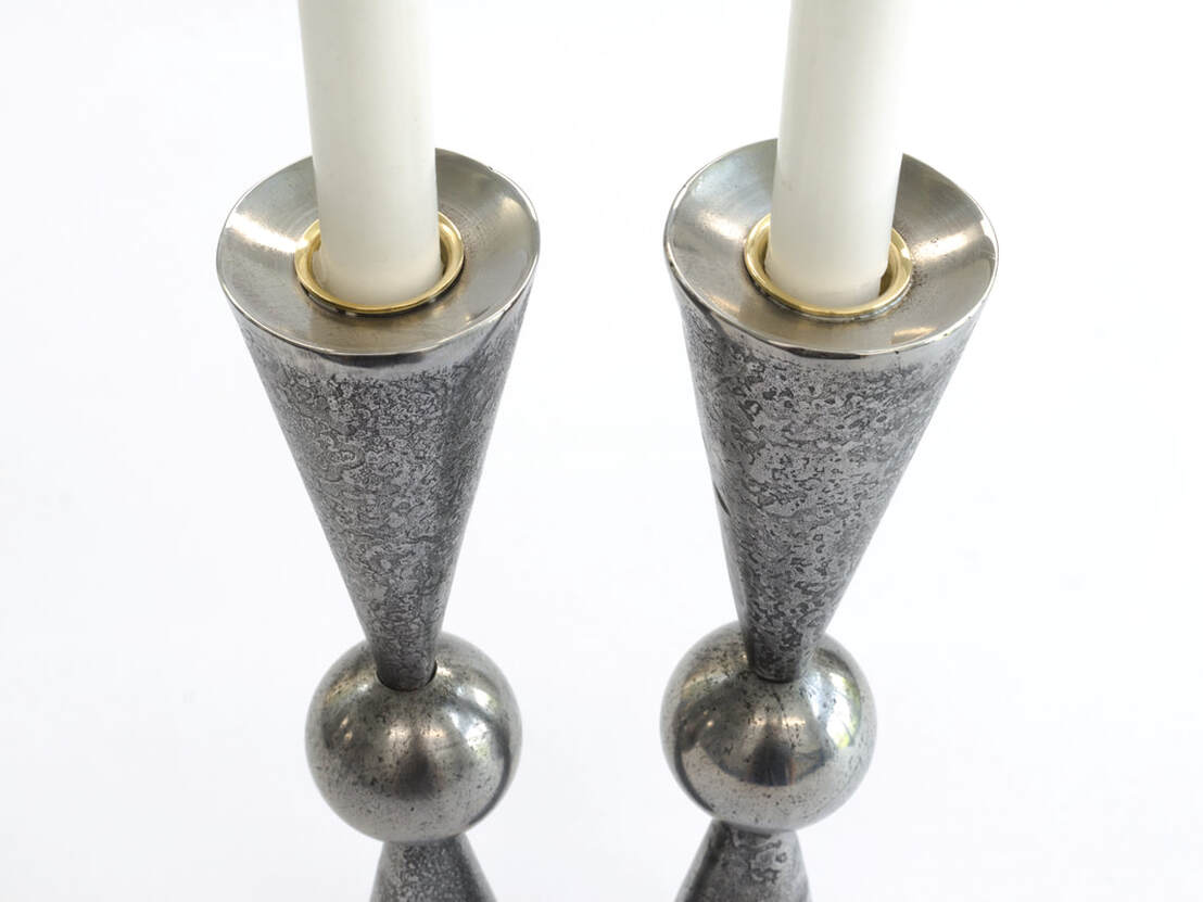 Pulsar Candlesticks by Connor Holland