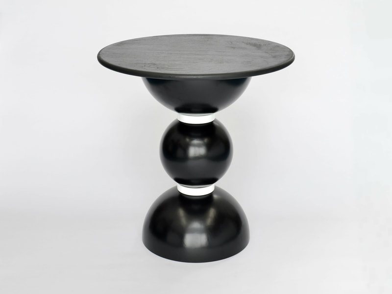 Pluto Table by Connor Holland
