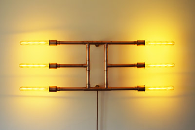 Gemini Wall Light by Connor Holland