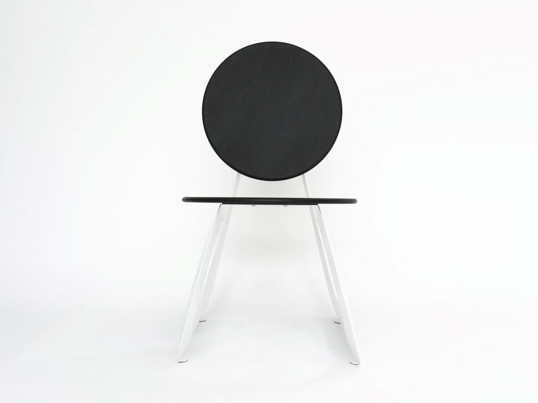 Aeroformed Chair by Connor Holland