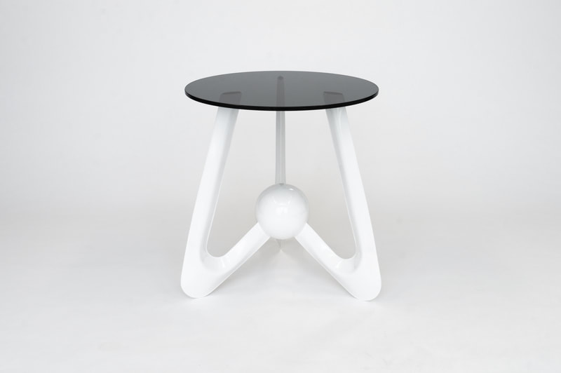 Aeroformed Table by Connor Holland